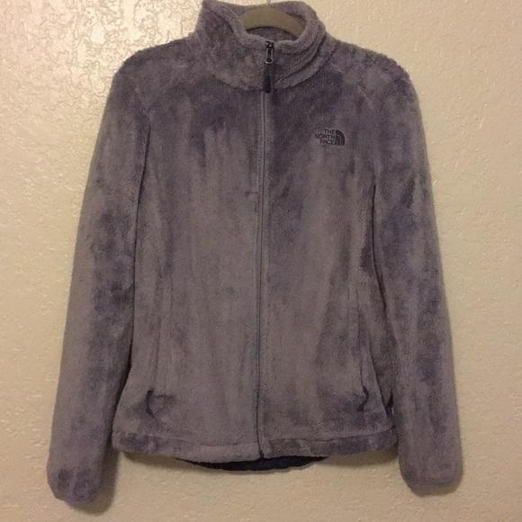 0a06c7d2c North Face Women's Furry Fleece Full ZIP